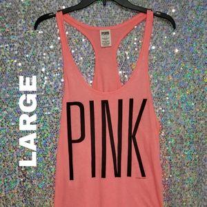 PINK Victoria's Secret tank